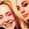 Lady Gaga teases about Adele duet