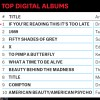 Chart Listings: Billboard: Q3 Soundscan report