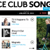 Chart Listings: TIHTY #1 On Dance Club Charts