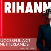 Chart News: Rihanna most successfull act in 51 years of Dutch Top40