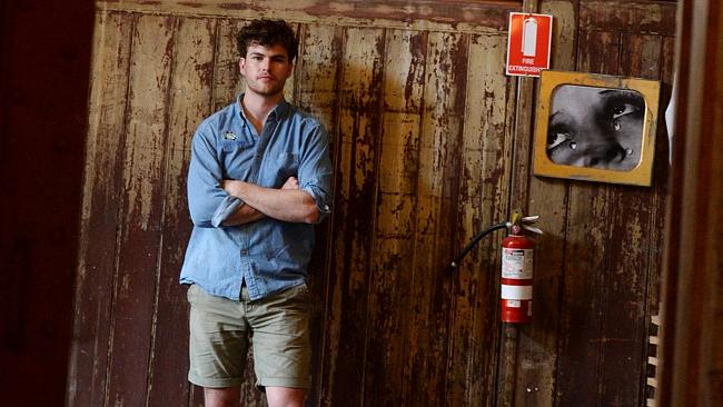Melbourne singer Vance Joy has gone into the Top 20 in the UK with his song Riptide. He is About to play in the Laneway Festi...