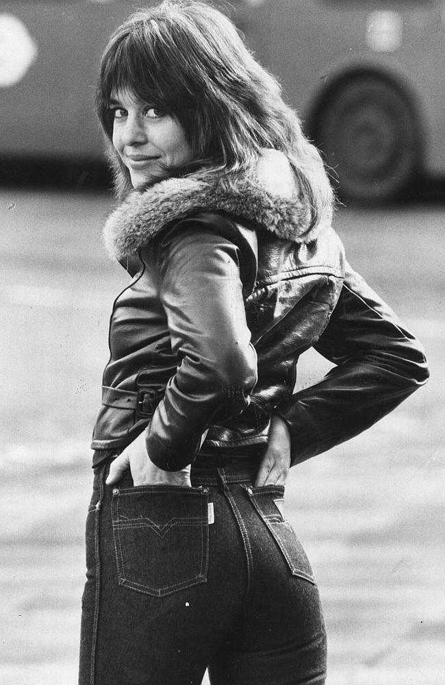 Suzi Quatro's rock chick image endures 50 years on. Picture: Supplied.