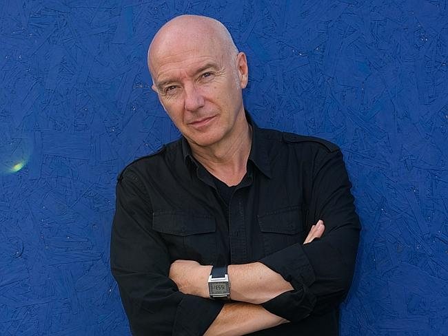 Legend returns ... Former Ultravox singer and Do They Know Its Christmas writer Midge Ure