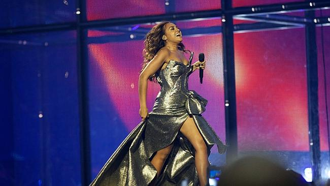 Second chance ... Could Jessica Mauboy be back at Eurovision this year but this time as a