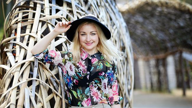 Triple threat ... Kate Miller-Heidke has the songwriting, singing and drama chops to pull