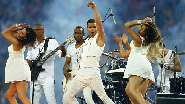Ricky Martin will use his years of experience to create a world-beating boy band.