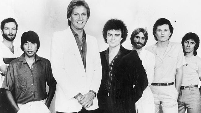 Don't forget ... Air Supply are one of our biggest selling music exports.