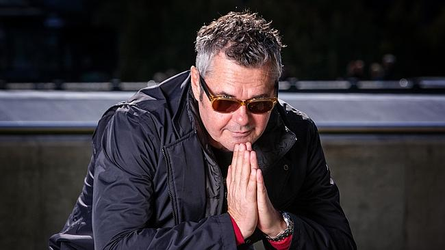Embracing change ... INXS drummer Jon Farriss says he has no issue with getting older. Pi