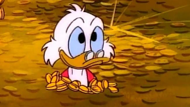 Ducktales.