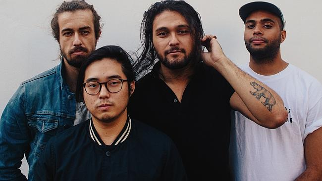 'Rock'n'roll needs to adapt before it can be saved' ... Gang of Youths. Picture: Supplied