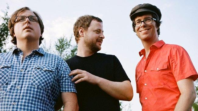 Ben Folds Five trio formed in North Carolina in 1993.