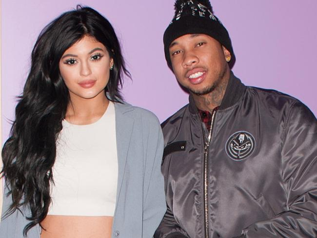 Kylie Jenner and Tyga have had a rumoured romance since last year.