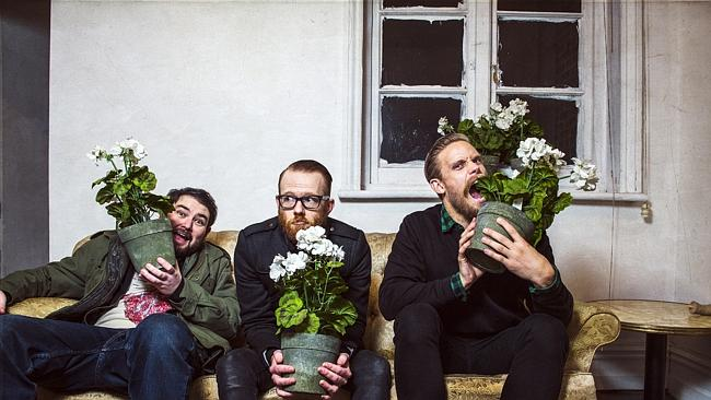 Adelaide's playful punks band The Grenadiers play Ding Dong Lounge this weekend and have