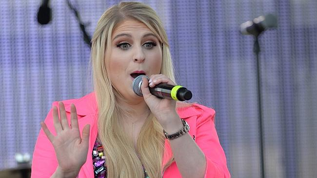 How many? ... Meghan Trainor sold just 4149 albums last week and still made No.1.