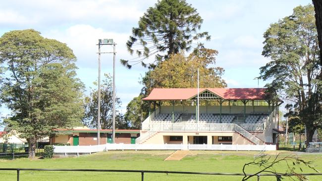 Green location ... the historic Berry Showgrounds with plenty of space and shade will hos