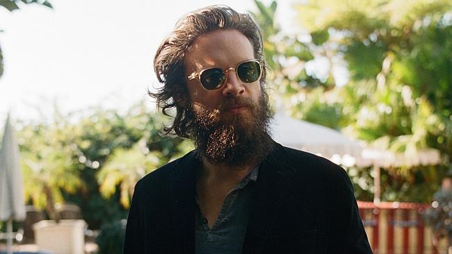 Music discovery ... Father John Misty will find new fans at Fairgrounds. Picture: Supplie